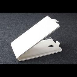 THL T5, T5S, Flip cover Blanc