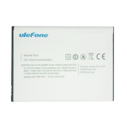 Ulefone be Touch, batterie...